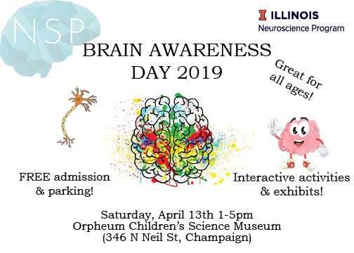 Brain Awareness Day Flyer