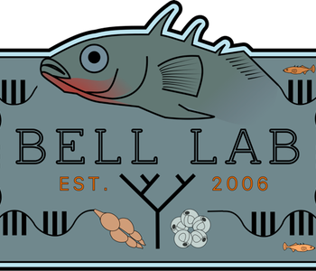 Bell Lab Logo Sign